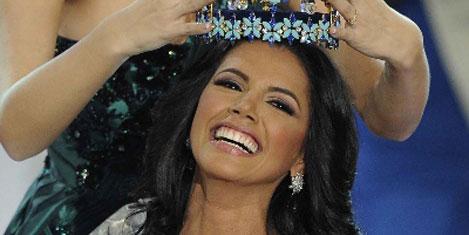 Dünyanın en güzel kızı Venezuelalı