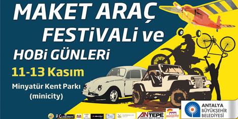 Minicity'de festival başlıyor