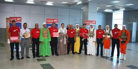 GTI'ın hedefi Sharm El Sheikh