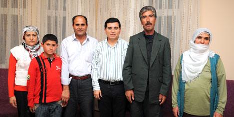 Vanlı diyaliz hastaları Kepez'de