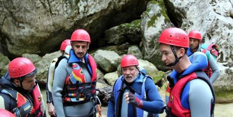 Kastamonu kanyonları turizmde
