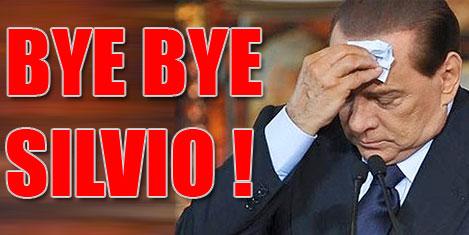Berlusconi gitti, İtalya kemer sıkacak