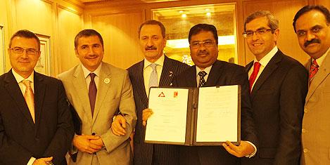 TAAI'in Türkiye kongresi imzalandı