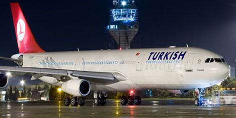 THY, Novosibirsk'e direkt uçacak