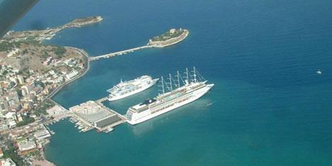 Kruvaziyer turizmi zirvesi İstanbul'da