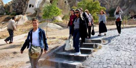 Kapadokya Müze Kart'la geziliyor