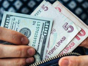 Merkez Bankası, yıl sonu dolar kuru6,59'a yükseldi
