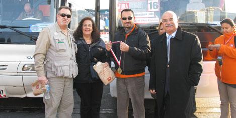 Tura Turizm'den yolcuya ödül