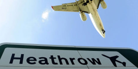 THY'den yolculara Londra uyarısı