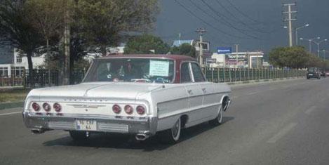 Kiralık 1964 Chevrolet Impala