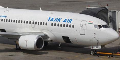 Tacikistanlı kadın, uçakta doğurdu