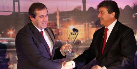 Xanadu, En İyi Resort Oteli seçildi