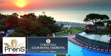 Prens Group, Corinthia Club'ı aldı