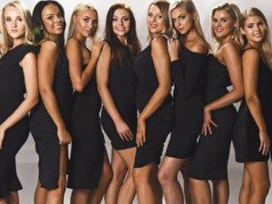 Miss Finland güzelleri Alanya'da kamp yapacak