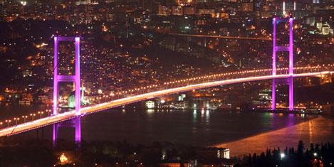 Boğaz Köprüsü bir yıl kapanacak