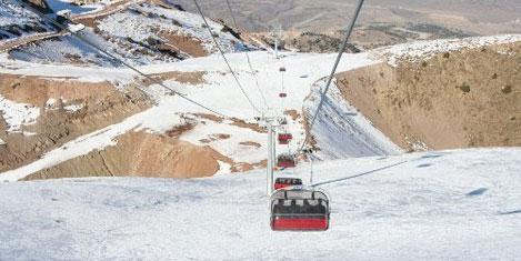 Ergan Dağı Kayak Tesisleri geliyor