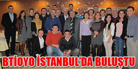 BTİOYO İstanbul'da Yılmaz başkan