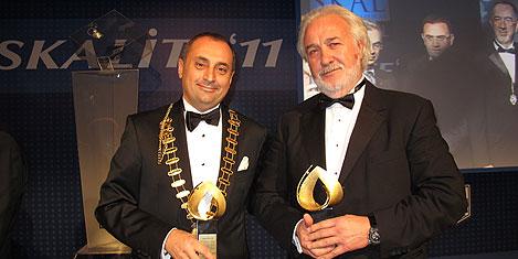 Marmara Skal'a insanlık ödülü