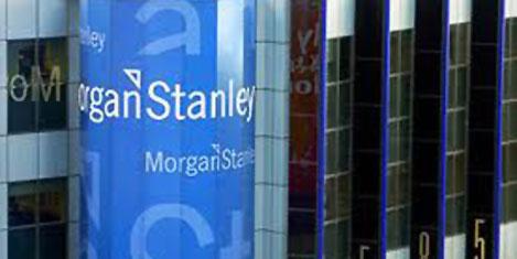 Morgan Stanley'de kıyım başlıyor