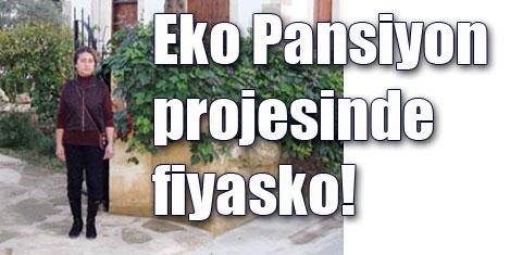 Eko-turizm pansiyonları satışta!