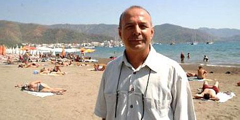 Marmaris'te turist artışı yaşanıyor