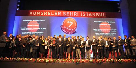 İstanbul'un Kongre Elçisi olun