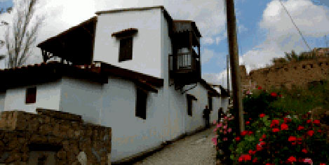 Bağlıköy'de turizm etkinliği