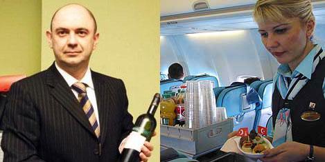 THY'ye 'Türk şarabı' çağrısı!