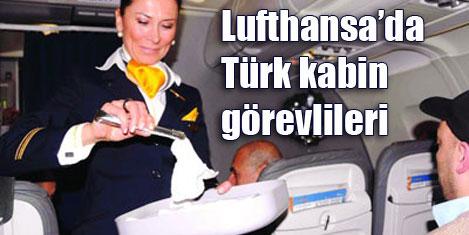 Lufthansa'yı Türkler tanıtıyor