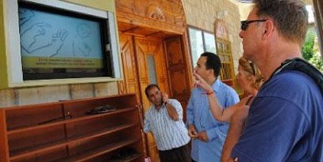 Rus turistlerin Osmanlı merakı