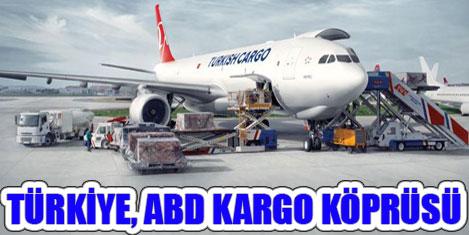 Amerika'ya Turkish Cargo seferi
