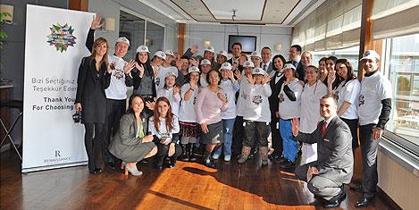 Marriott'dan Polat İstanbul'a 2 ödül