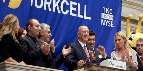 Turkcell Forbes listesinde
