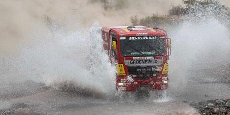 Goldcity Dakar Ralli'si sponsoru