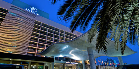 Hilton İstanbul, dünyanın en iyisi