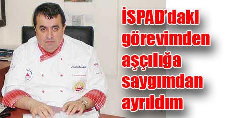 İSPAD'da Yalçınkaya'nın istifası