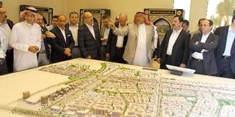 Medine'ye Türk yatırımcı daveti