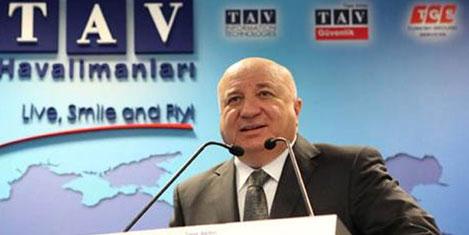 TAV'a 10 yılda 100 milyon yolcu