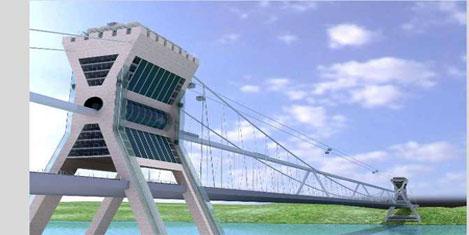 3. boğaz köprüsü için ilginç öneri