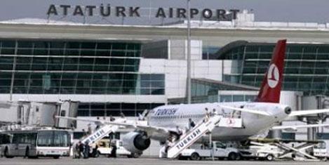 Atatürk Havalimanı'nda rekor kırıldı