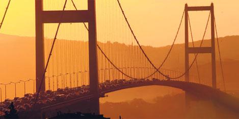 3'üncü köprü ihalesi 5 Nisan'da