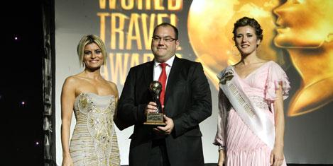 Turizmin Oscar'ı Ayada Maldives'e