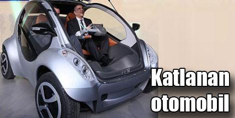 Katlanan elektrikli otomobil: Hiriko