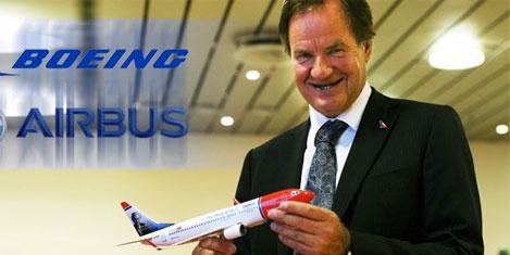 Norveç Hava Yolları büyüyor