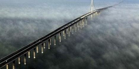 Türkiye'nin en uzun köprüsü