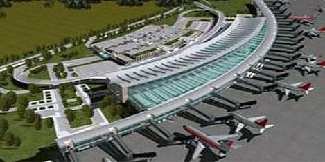 Çukurova Havaalanı'da imza atıldı
