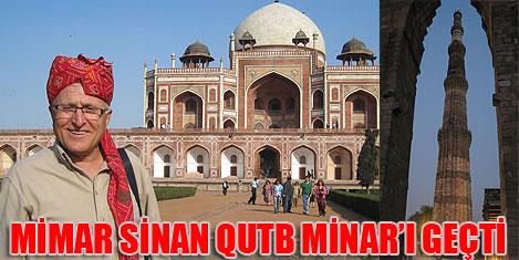 Türk turizmciler Delhi'yi gezdi