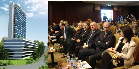 Ankara'ya Aloha Grup'tan dev proje