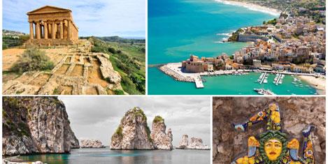 Sicilya'ya lezzet yolculuğu