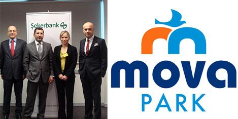Mardin AVM'ye Şekerbank desteği